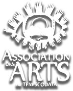 Logo association des arts du Témiscouata